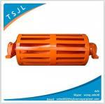 Material handling equipment parts spiral slag discharge conveyor pulley Manufactures