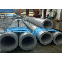 White Thick Wall Steel Tube , Thin Wall Stainless Steel Tube 20-168mm Manufactures