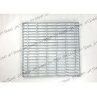 China Fencing Steel Bridge Deck Grating Outdoor Painting Galvanized Steel Bar Grating on sale