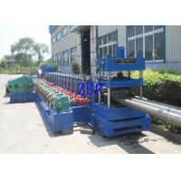 14-19 Row Auto Highway Guardrail Forming Machine Ac380V 50Hz Three Phase Manufactures