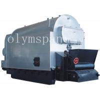 Quality Horizontal Alloy Steel Coal Fired Steam Boiler 15 Ton , High Thermal Efficiency for sale