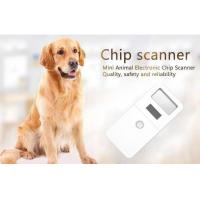 Buy cheap Animal RFID Chip Handheld Reader IS011784/85 Standard 134.2Khz USB Port from wholesalers