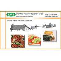 big capacity cat,dog Chewing pet food processing equipment Manufactures