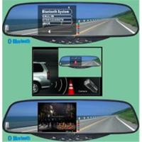 China NEW!!Car Mirror+ Wireless Rearview Camera+Bluetooth Handsfree+Rearview Mirror+Parking Sensor on sale