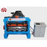 Hydraulic Motor Roof Tile Roll Forming Machine Metal Roof Making Machine Manufactures