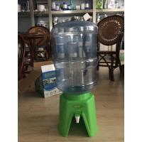 China Food Grade Plastic Material Filtered Water Dispenser , Mini Water Dispenser Desktop Drinking Fountains on sale