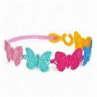 Italy Cruciani Butterfly Lucky Lace Bracelet for Promotional and Friendship, Made of Polyester Yarn Manufactures