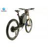 48v 350w Full Suspension Electric Bike 9 Speed Mountain Bike 25-30km/h Manufactures