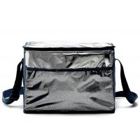 Colored Thermal Lunch Tote Bags Aluminum Foil For Men Wowen And Children Manufactures