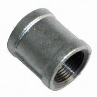 Cast Iron Coupling Pipe Fitting, Black and Galvanized Manufactures