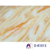 Weilaiyi Marble PVC Coating Window Decorative Film 0.12-0.18mm Thickness Manufactures