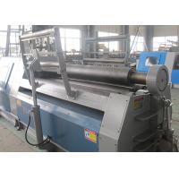 Horizontal Steel Rolling Machine , High Precision 4 Roller Plate Rolling Machine Manufactures