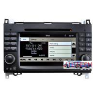 China 7''Car Stereo Autoradio GPS Navigation Headunit for benz CLK CLS W209 W219 DVD Player GPS on sale