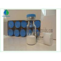 China Drug Human Growth Hormone Peptide , Healthy Lyophilized Peptide CAS 87616-84-0 on sale