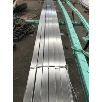 304L 10*10*6000mm Stainless Steel Square Bar Hairline Polished Cold Rolled Manufactures