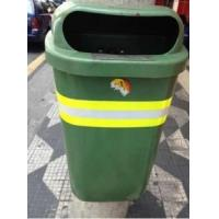 China Fluorescent Yellow Reflective Tape for Trash Can (T200) on sale