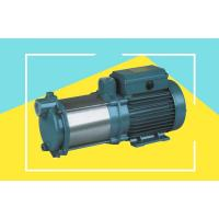 Stainless Steel Multistage Horizontal Centrifugal Pump With 75M Max Head , 2.5HP Manufactures