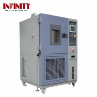 High And Low Temperature Humidity Environmental Simulation Chamber 250L Capacity Manufactures