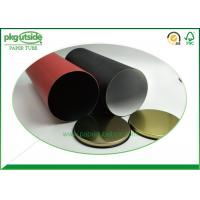 100% Recyclable Round Craft Paper Tube Box Food Grade For Tea Packaging Manufactures