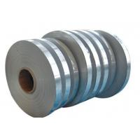 China 1060/1070 Aluminum Sheet Coil , 1100/1200 Flat Aluminum Strips Customize Color on sale