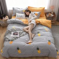 4Pcs Thickened twill worsted lace luxury bedding sets queen king size duvet cover set bed skirt set pillowcase bedcloth Manufactures