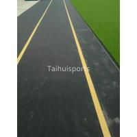 Sports Flooring Shock Pad Foam Underlay For Fake Grass Water Proof Manufactures