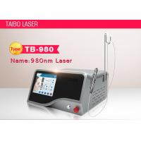 Quality Safe Non Surgery 980nm Laser Diode Vascular Rosacea Removal Machine for sale