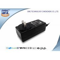 US Plug Switching Power Adapter AC DC1200mA Max Input Current For Segway Manufactures