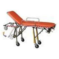 Stainless Steel Automatic Loading Foldable Transport Stretchers for Ambulances Manufactures