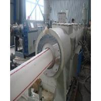 HDPE Gas and Water Pipe Extrusion Line /Production Line/Extruding Machine (90/33 to 400mm) Manufactures