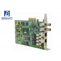 Professional Audio Video Capture Card Processing Series Ethernet Input / Output Manufactures