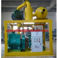transformer evacuation system,vacuum pump set, exhausting and dehumidifying Manufactures