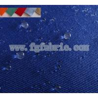 CVC oil waterproof fabric for jackets chinese factory SFF-052 Manufactures
