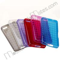 The new diamond pattern design Transparent Soft TPU Case for BlackBerry Z10 Manufactures