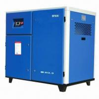 Air Compressor, Direct Drive Double-screw Water Cooling/Energy-saving, with 10 to 13.5m³ Volume Manufactures