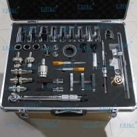 China ERIKC 40 Sets Injector Universal Repair Disassembly Tool Kit Common Rail Injector Repair Tool on sale