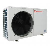 Industrial Water Heater Air To Water Heat Pump For Hotel , Residential Manufactures