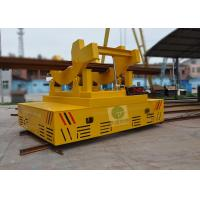 High speed electric automatic low voltage rail transfer vehicle with safety device Manufactures
