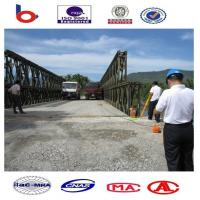 CB200 Bailey Bridge Double Lane DDR, painted Truss Bridge,bridge,double truss,painted Manufactures