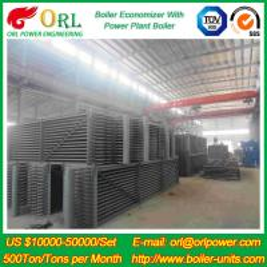 210 MW CFB Boiler Petroleum Metallurgical Industry Heating Boiler Economizer SGS Manufactures
