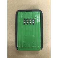 Four Wheel Combination Car Key Lock Box for Multiple Keys or Car Keys Manufactures