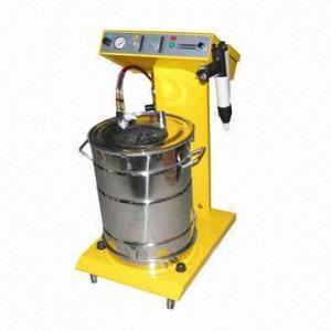 Electrostatic Powder Coating Gun for Steel Product Powder-coated Finish Manufactures