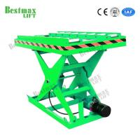 Hydraulic Stationary Scissor Lift Fixed Cargo Lift with 2000Kg Loading Capacity Manufactures