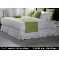 200Tc-1000Tc Commercial Luxury Super King Size Bedding Sheets Set 5 Star Hotel Bed Linen Manufactures