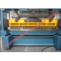 Automatic Cut to Length Metal Sheet Cutting Machine With PLC Controlled Manufactures