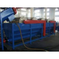 Garbage Plastic Film Washing Machine 500kg / h With CE Certification Manufactures