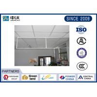 Electric Flexible Elevator Door Smoke Curtain With Two Control Signal Lines Manufactures