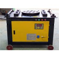 China Automatic Mini Rebar Bending Machine Reliable Operation For Rail Tunnel Construction on sale