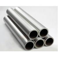 Pickling Surface Nickel Alloy Pipe / Welded Steel Pipe For Heating System Manufactures
