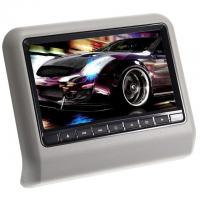 9 Size Portable DVD Player For Car Headrest , Headrest TV Screens OEM / ODM Manufactures